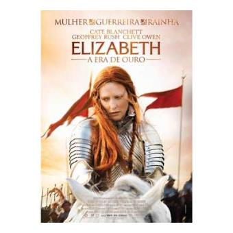 Elizabeth | A Idade do Ouro - Blu-ray