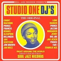 Studio One DJ's Vol 1 - 2LP 180g Vinil