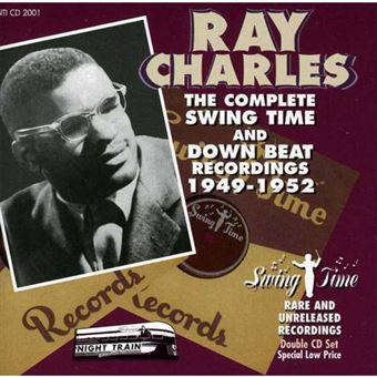 The Complete Swing Time and Down Beat Recordings 1949-1952 - 2CD