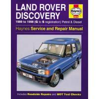 Land rover discovery petrol and die