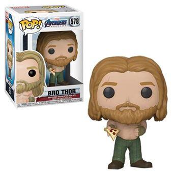 Funko Pop! Avengers Endgame: Bro Thor with Pizza - 578