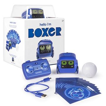 Boxer Robot Interativo - Concentra - Envio Aleatório