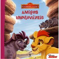 A Guarda do Leão - Livro 5: Amigos Improváveis