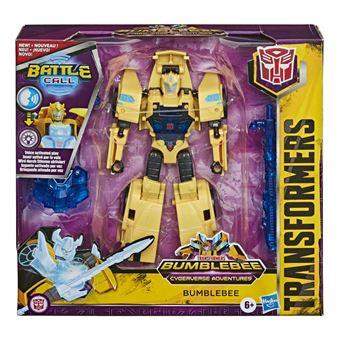 Figuras Transformers Cyberverse Adventures - Sortido