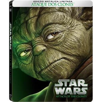 Star Wars II: Ataque dos Clones - Edição Caixa Metálica