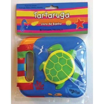 Tartaruga – Livros de Banho