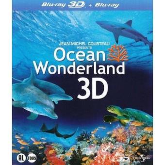 Ocean Wonderland 3D (Blu-ray 3D + 2D)