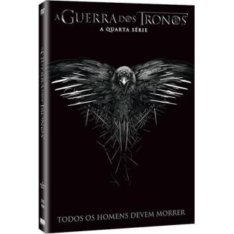 Guerra dos Tronos - 4ª Temporada - DVD - Game of Thrones Season 4