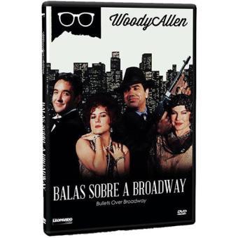 Balas Sobre a Broadway - DVD