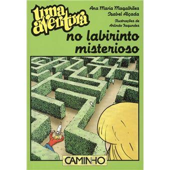 Uma Aventura no Labirinto Misterioso