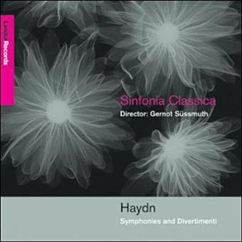 Symphonies And Divertimen