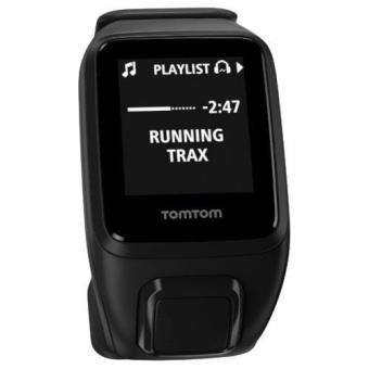 TomTom Relógio Spark GPS+Cardio+Music L (Preto)