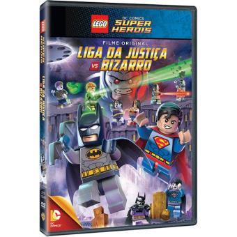 LEGO DC Comics Liga da Justiça vs Bizarro