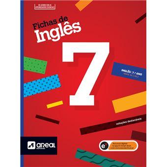 Fichas de Inglês 7º Ano - Níveis A2.1 | A2.2