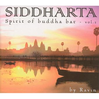 Siddharta: Spirit of Buddha Bar Vol 2 - CD