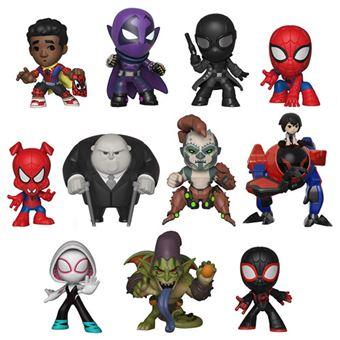 Funko Pop! Spider-Man Animated: Mystery Mini - Envio Aleatório