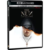 The Nun: A Freira Maldita - 4K Ultra HD + Blu-ray