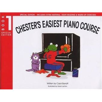 Chester's Easiest Piano Course - Volume 1
