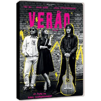 Verão | Leto - DVD