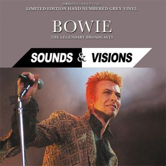 Sounds & Visions: The Legendary Broadcasts - LP