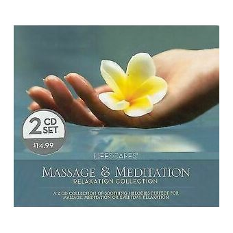 Massage & Meditation Relaxation Collection Lifescapes - 2CD
