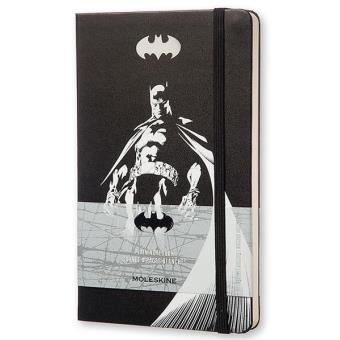 Moleskine: Caderno Batman Liso Grande