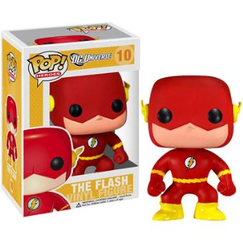 Flash Pop Heroes Vinyl Figure - 10