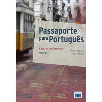 Passaporte Para Português 2: Caderno de Exercícios - QECR Nível B1