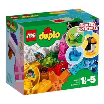 LEGO DUPLO Creative Play 10865 Criações Divertidas