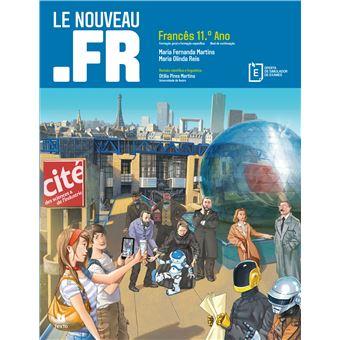 Le Nouveau.Fr Francês 11º Ano - Manual do Aluno