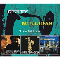 Gerry Mulligan: 3 Essential Albums - 3CD