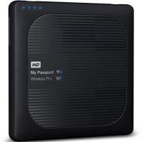Disco Western Digital My Passport Wireless Pro - 2TB - Preto