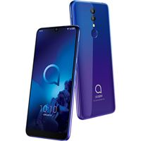Smartphone Alcatel 3 2019 - 32GB - Gradient Blue