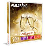Odisseias 2020 - Parabéns