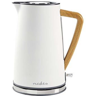 Chaleira Nedis Soft Touch Electric Kettle - Branco