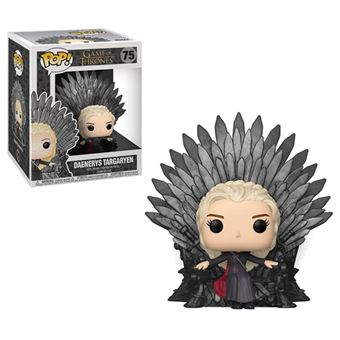 Funko Pop! Game of Thrones: Daenerys Sitting on Iron Throne - 75