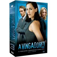 Alias: A Vingadora - 3ª Temporada - DVD