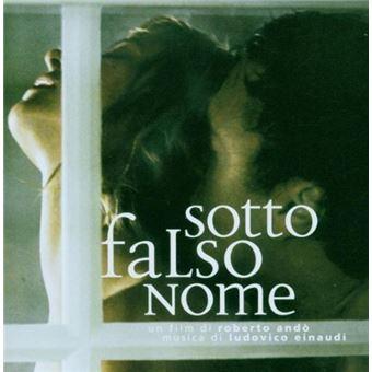Sotto Falso Nome - CD