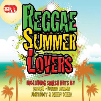 Reggae Summer Lovers - 3CD