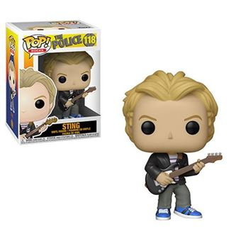 Funko Pop! The Police: Sting - 118