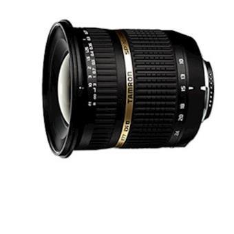 Tamron SP AF10-24mm F/3.5-4.5 Di II SLR Ultra-wide lens Preto