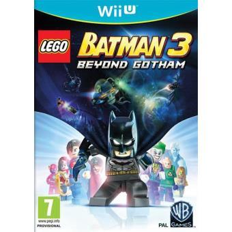 LEGO Batman 3: Beyond Gotham Wii U