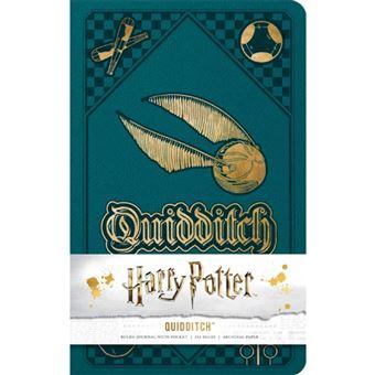 Caderno Pautado Harry Potter - Quidditch A5