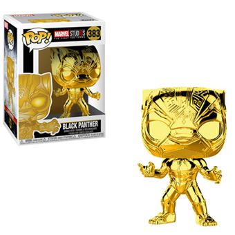 Funko Pop! Black Panther Gold - 383