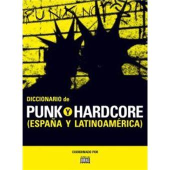 Diccionario de punk y hardcore espa