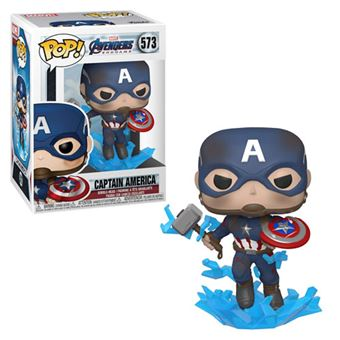Funko Pop! Avengers Endgame: Captain America with Broken Shield - 573