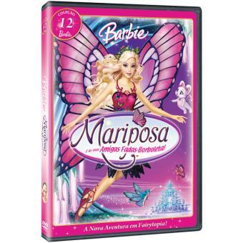 Barbie Mariposa e As Suas Amigas Fadas-Borboleta!