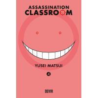 Assassination Classroom - Livro 4: Hora da Incredulidade