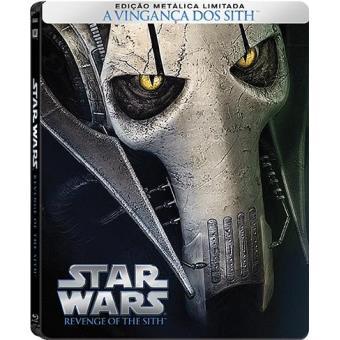 Star Wars III: A Vingança dos Sith - Edição Caixa Metálica