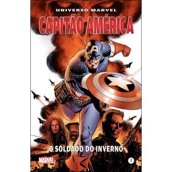 Capitão América: O Soldado de Inverno Vol 2